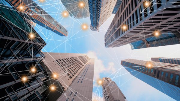 network chicago skyline